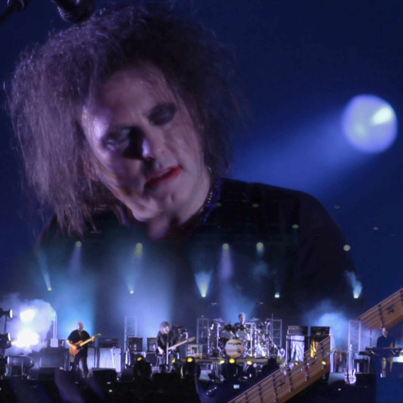 The cure high primavera sound san miguel